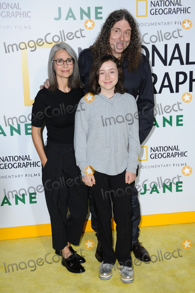 Al Yankovic Photo - 09 October  2017 - Hollywood California - Weird Al Yankovic LA premiere of National Geographic Documentary Films Jane held at Hollywood Bowl in Hollywood Photo Credit Birdie ThompsonAdMedia