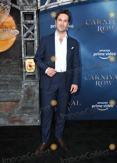 Arty Froushan Photo - 21 August 2019 - Hollywood California - Arty Froushan Carnival Row Los Angeles Premiere held at TCL Chinese Theatre Photo Credit Birdie ThompsonAdMedia