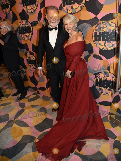 Taylor Hackford Photo - 05 January 2020 - Beverly Hills California - Helen Mirren and Taylor Hackford 2020 HBO Golden Globe Awards After Party held at Circa 55 Restaurant in the Beverly Hilton Hotel Photo Credit Billy BennightAdMedia
