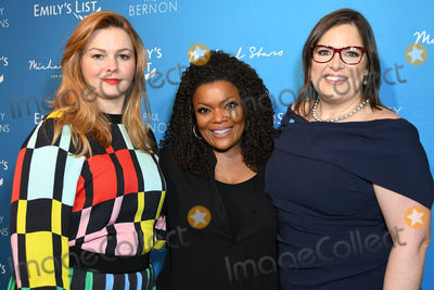 Amber Tamblyn Photo - 04 February 2020 - Beverly Hills - Amber Tamblyn Yvette Nicole Brown Emily Cain EMILYs List Brunch and Panel Discussion Defining Women held at  Four Seasons Hotel Los Angeles at Beverly Hills Photo Credit Birdie ThompsonAdMedia