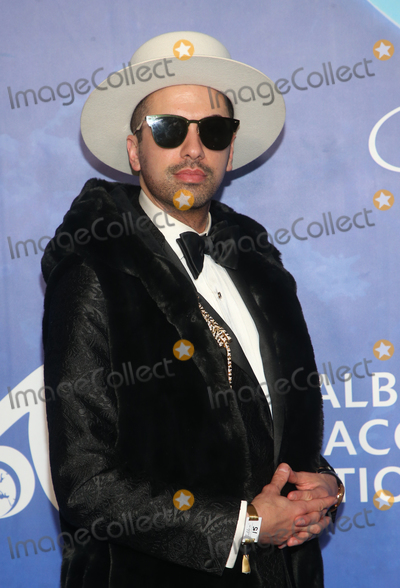Cassidy Photo - 6 February 2020 - Beverly Hills California - DJ Cassidy 2020 Hollywood for the Global Ocean Gala held at Palazzo di Amore Photo Credit FSAdMedia
