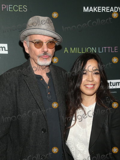 Billy Bob Thornton Photo - 4 December 2019 - West Hollywood California - Billy Bob Thornton Connie Angland Special Screening Of Momentum Pictures A Million Little Pieces held at The London Hotel Photo Credit FSAdMedia