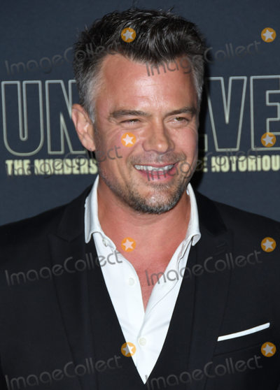 Tupac Photo - 22 February 2018 - Hollywood California - Josh Duhamel USA Networks Unsolved The Murders of Tupac  The Notorious BIG held at Avalon Hollywood Photo Credit Birdie ThompsonAdMedia