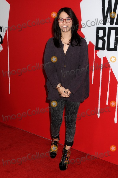 Fivel Stewart Photo - 29 January 2013 - Hollywood California - Fivel Stewart Warm Bodies Los Angeles Premiere held at the Cinerama Dome Photo Credit Byron PurvisAdMedia