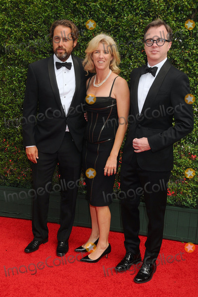 Rory Kennedy Photo - 12 September 2015 - Los Angeles California - Mark Bailey Rory Kennedy Keven McAlester 2015 Creative Arts Emmy Awards - Arrivals held at the Microsoft Theatre Photo Credit Byron PurvisAdMedia