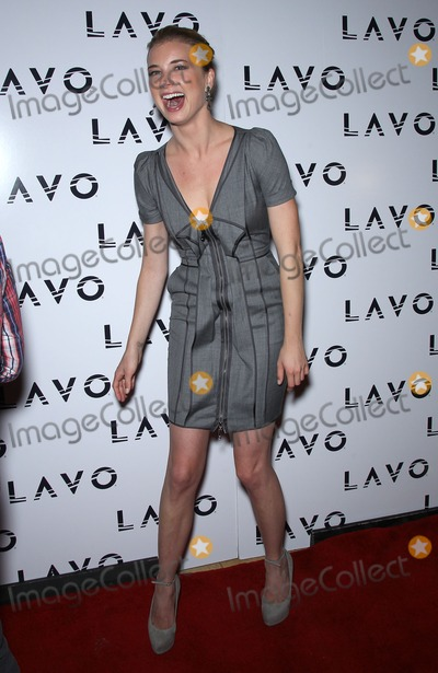 Kennedy Photo - 03 December 2011 - Las Vegas Nevada - Emily VanCamp Jason Kennedy from E and Ashley Madekwe from Revenge celebrate their birthdays at Lavo inside The Palazzo Las Vegas  Photo Credit MJTAdMedia