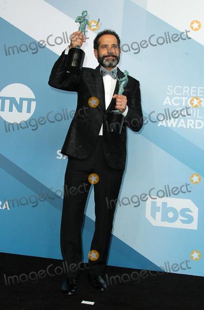 Tony Shalhoub Photo - 19 January 2020 - Los Angeles California - Tony Shalhoub 26th Annual Screen Actors Guild Awards held at The Shrine Auditorium Photo Credit AdMedia