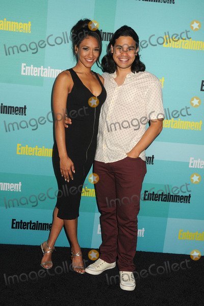 Carlos Valdes Photo - 11 July 2015 - San Diego California - Candice Patton Carlos Valdes Entertainment Weekly 2015 Comic-Con Celebration held at Float at the Hard Rock Hotel Photo Credit Byron PurvisAdMedia