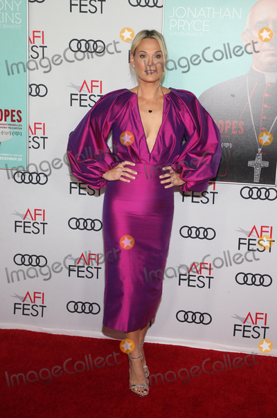 Audy Photo - 18 November 2019 - Hollywood California - Molly Sims AFI FEST 2019 Presented By Audi  The Two Popes Premiere held at TCL Chinese Theatre Photo Credit FSAdMedia
