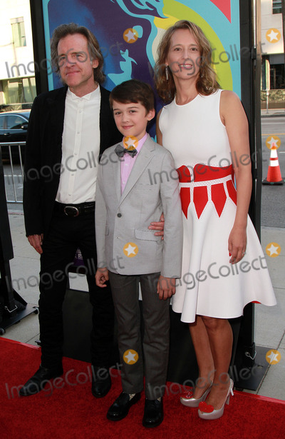 Bill Pohlad Photo - 02 June 2015 - Beverly Hills California -  Bill Pohlad Oliver Pohlad Michelle Pohlad arrives at the Love  Mercy Los Angeles premiere at the Samuel Goldwyn Theater in Beverly Hills California Photo Credit Theresa BoucheAdMedia