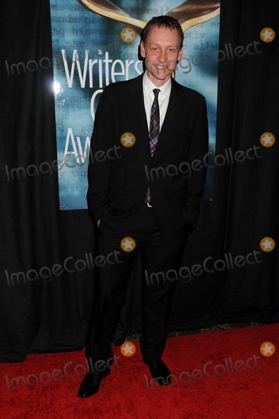 Alec Berg Photo - 14 February 2015 - Century City California - Alec Berg 2015 Writers Guild Awards West Coast - Arrivals held at the Hyatt Regency Century Plaza Hotel Photo Credit Byron PurvisAdMedia