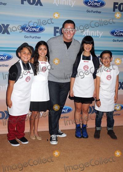 Graham Elliot Photo - 8 September 2014 - Santa Monica California - Graham Elliot Cast of Masterchef Junior 10th Annual Fox Fall 2014 Eco-Casino Party held at The Bungalow Photo Credit Byron PurvisAdMedia