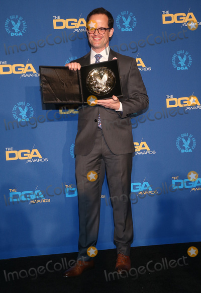 Andy Fisher Photo - 25 January 2020 - Los Angeles California - Andy Fisher 72nd Annual Directors Guild Of America Awards (DGA Awards 2020) held at the The Ritz Carlton Photo Credit F SadouAdMedia