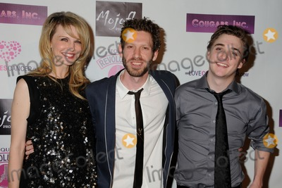 Kyle Gallner Photo - 31 March 2011 - Hollywood California - Kathryn Morris K Asher Levin and Kyle Gallner Cougars Inc Los Angeles Premiere held at the Egyptian Theater Photo Byron PurvisAdMedia