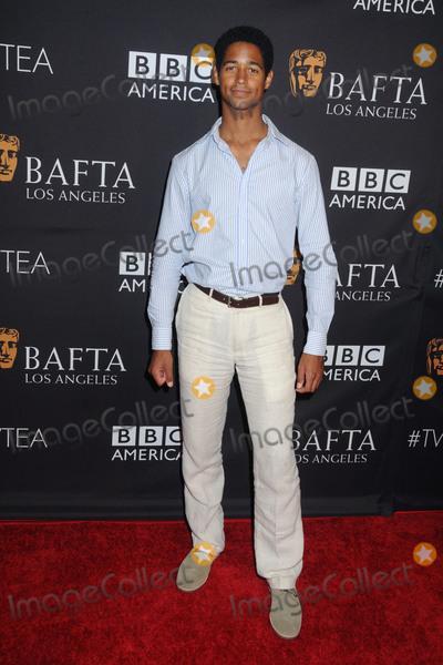 Alfred Enoch Photo - 19 September 2015 - Los Angeles California - Alfred Enoch 2015 BAFTA Los Angeles TV Tea Party held at the SLS Hotel Photo Credit Byron PurvisAdMedia
