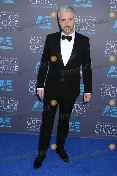 Anthony McCarten Photo - 15 January 2015 - Hollywood California - Anthony McCarten 20th Annual Critics Choice Movie Awards - Arrivals held the Hollywood Palladium Photo Credit Byron PurvisAdMedia