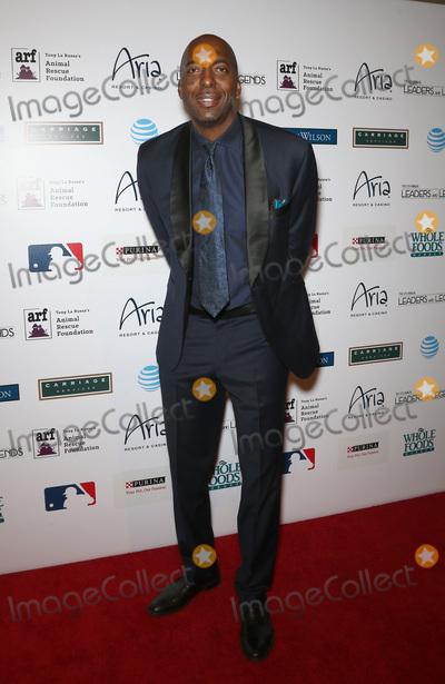 John Salley Photo - 19 November 2016 - Las Vegas NV -  John Salley  Tony La Russas 5th Annual Leaders  Legends Gala at Aria   Photo Credit MJTAdMedia