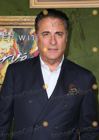 Andy Garcia Photo - 4 October 2018-  Hollywood California - Andy Garcia HBO Films My Dinner With Herve Premiere held at Paramount Studios Photo Credit Faye SadouAdMedia