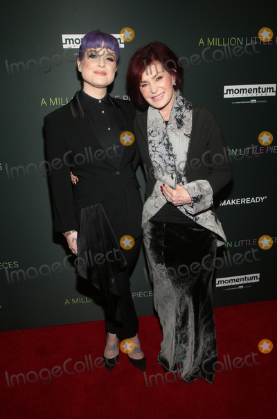 Sharon Osbourne Photo - 4 December 2019 - West Hollywood California - Kelly Osbourne Sharon Osbourne Special Screening Of Momentum Pictures A Million Little Pieces held at The London Hotel Photo Credit FSAdMedia