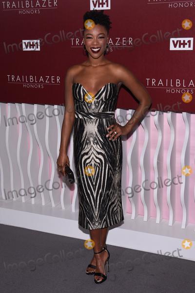 Samira Wiley Photo - 20 February 2019 - Los Angeles California - Samira Wiley VH1 Trailblazer Honors celebrate female empowerment held at Wilshire Ebell Theatre Photo Credit Billy BennightAdMedia