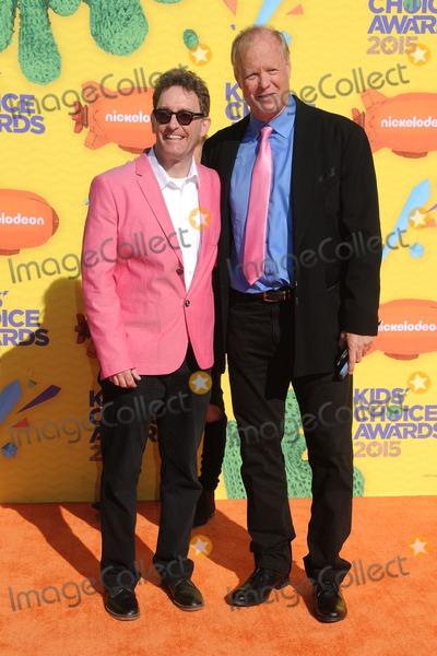 Tom Kenny Photo - 28 March 2015 - Inglewood California - Tom Kenny Bill Fagerbakke 2015 Kids Choice Awards held at The Forum Photo Credit Byron PurvisAdMedia