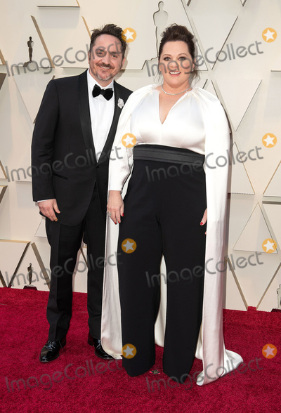 Ben Falcone Photo - 24 February 2019 - Hollywood California - Ben Falcone and Melissa McCarthy 91st Annual Academy Awards presented by the Academy of Motion Picture Arts and Sciences held at Hollywood  Highland Center Photo Credit AMPASAdMedia