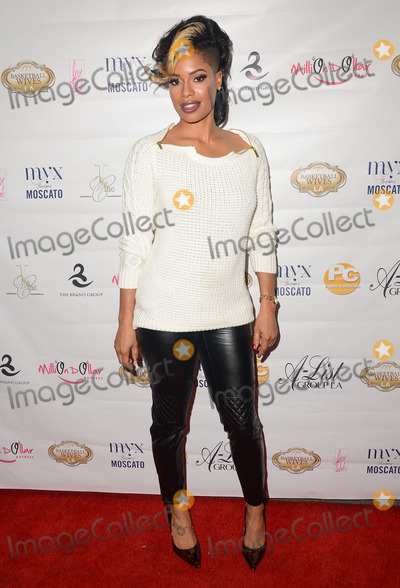 Ariane Williams Photo - 17 February 2014 - Los Angeles California - Ariane Williams Arrivals for the Los Angeles premiere season 3 of Basketball Wives LA at Allure Studios in Los Angeles Ca Photo Credit Birdie ThompsonAdMedia