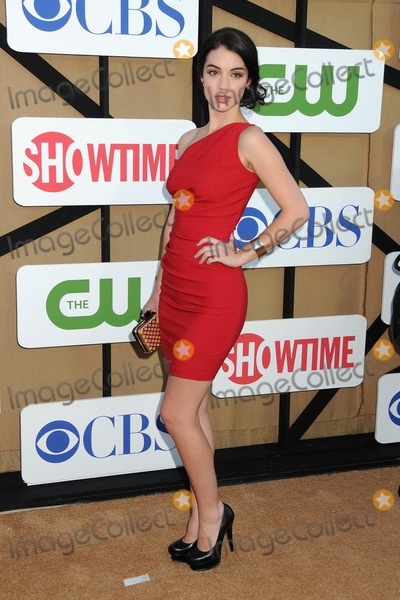 Adelaide Kane Photo - 29 July 2013 - Beverly Hills California - Adelaide Kane CBS Showtime CW 2013 Summer Stars Party held at 9900 Wilshire Blvd Photo Credit Byron PurvisAdMedia
