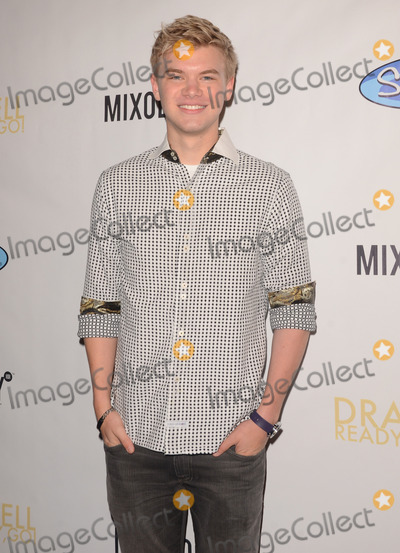 Kenton Duty Photo - 17 April 2014 - Los Angeles California - Kenton Duty Arrivals for Drake Bells Ready Steay Go album release party held at Mixology in Los Angeles Ca Photo Credit Birdie ThompsonAdMedia