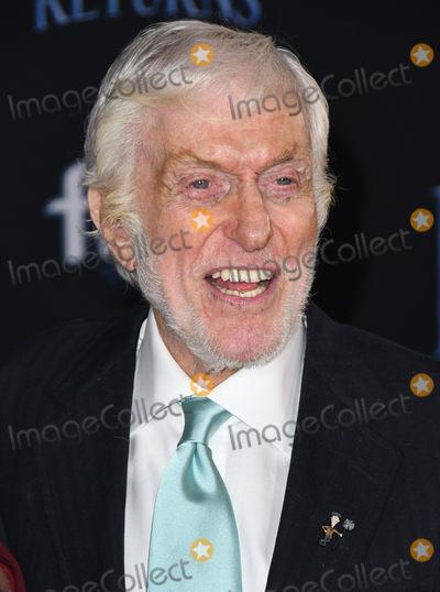 Dick Van Dyke Photo - 29 November 2018 - Hollywood California - Dick Van Dyke Mary Poppins Returns Los Angeles Premiere held at The Dolby Theatre Photo Credit Birdie ThompsonAdMedia