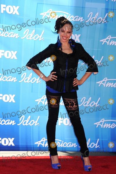 Naima Adedapo Photo - 23 May 2012 - Los Angeles California - Naima Adedapo American Idol Season 11 Finale - Arrivals held at Nokia Theatre LA Live Photo Credit Byron PurvisAdMedia
