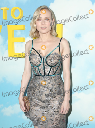Diane Kruger Photo - 10 December 2018 - Hollywood California - Diane Kruger  Universal Pictures And DreamWorks Pictures Premiere Of Welcome To Marwen held at The Acrlight Hollywood Photo Credit PMAAdMedia