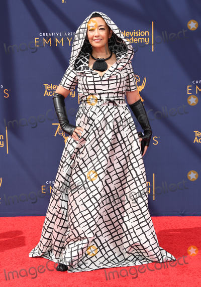 Ann Crabtree Photo - 08 September 2018 - Los Angeles California - Anne Crabtree 2018 Creative Arts Emmys Awards - Arrivals held at Microsoft Theater Photo Credit Birdie ThompsonAdMedia