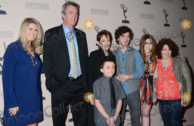 Atticus Shaffer Photo - 26 March 2012 - North Hollywood California - DeAnn Heline Neil Flynn Patricia Heaton Atticus Shaffer Charlie McDermott Eden Sher and Eileen Heisler An Evening With The Middle Presented By The Academy of Television Arts and Sciences held at the Leonard H Goldenson Theatre Photo Credit Birdie ThompsonAdMedia