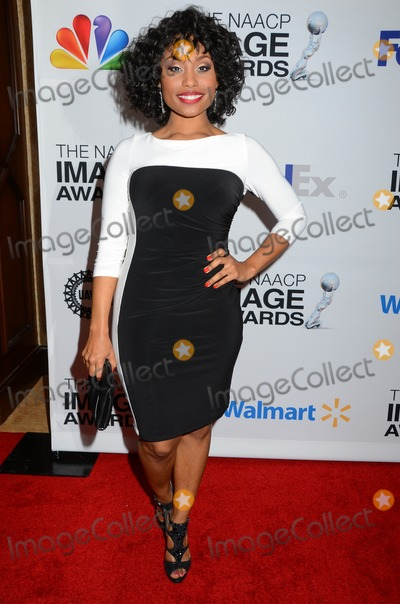 Angel Conway Photo - 26 January 2013 - Beverly Hills California - Angel Conway 44th NAACP Image Awards Nominees Luncheon held at Montage Beverly Hills Hotel Photo Credit Birdie ThompsonAdMedia