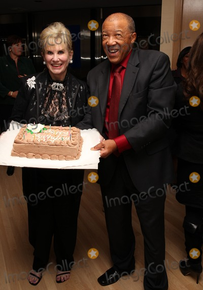 Nancy Krasne Photo - 18 December 2012 - Beverly Hills California - Nancy Krasne and Guest NWPC LA Westside Holiday Party and Elections Celebration Held at the home of Nancy Krasne Photo Credit Faye SadouAdMedia