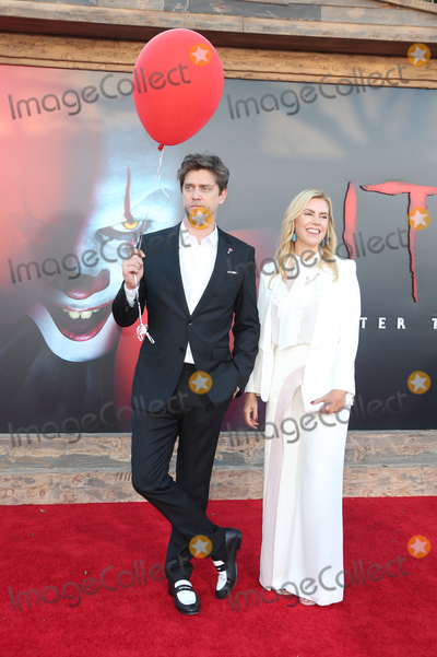 Andy Muschietti Photo - 26 August 2019 - Westwood California - Andy Muschietti Barbara Muschietti Premiere Of Warner Bros Pictures It Chapter Two held at Regency Village Theatre Photo Credit FSadouAdMedia