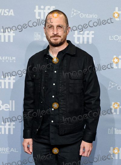 DARRENE ARONOFSKY Photo - 10 September 2017 - Toronto Ontario Canada - Darren Aronofsky 2017 Toronto International Film Festival - mother Press Conference held at TIFF Bell Lightbox Photo Credit Brent PerniacAdMedia