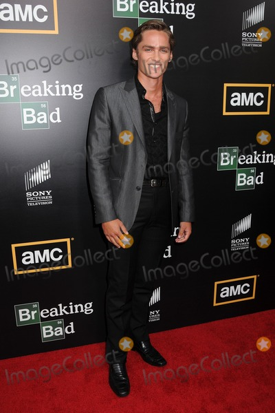 Alex Heartman Photo - 14 July 2012 - San Diego California - Alex Heartman AMCs Breaking Bad Season 5 Premiere at Comic-Con 2012 held at Reading Cinemas Photo Credit Byron PurvisAdMedia