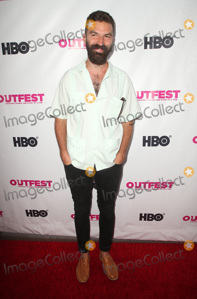 Jeremiah Zagar Photo - 12 July 2018 - Los Angeles California - Jeremiah Zagar  2018 Outfest Los Angeles LGBT Film Festival Opening Night Gala of STUDIO 54 at the Orpheum Theatre Photo Credit F SadouAdMedia