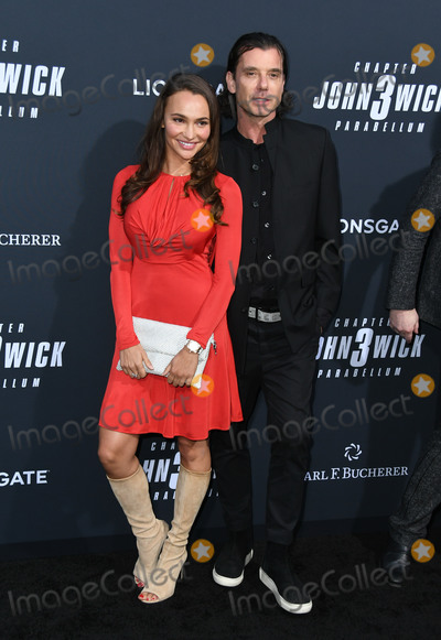 John Wicks Photo - 15 May 2019 - Hollywood California - Gavin Rossdale Natalie Golba John Wick Chapter 3 - Parabellum Special Screening Los Angeles held at the TCL Chinese Theatre Photo Credit Birdie ThompsonAdMedia