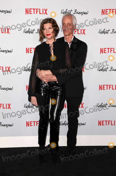RENEE RUSSO Photo - 28 January 2019 - Hollywood California - Rene Russo Dan Gilroy Premiere Screening Of Velvet Buzzsaw held at The Egyptian Theatre Photo Credit Faye SadouAdMedia