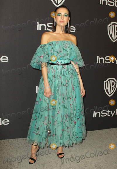 Camilla Belle Photo - 06 January 2019 - Beverly Hills California - Camilla Belle 2019 InStyle and Warner Bros 76th Annual Golden Globe Awards After Party held at The Beverly Hilton Hotel Photo Credit AdMedia