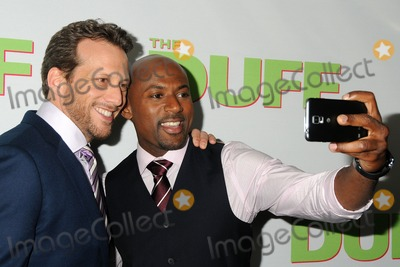 Ari Sandel Photo - 12 February 2015 - Hollywood California - Ari Sandel Romany Malco The Duff Los Angeles Fan Screening held at the TCL Chinese 6 Theatres Photo Credit Byron PurvisAdMedia