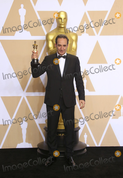 Alexandre Desplat Photo - 04 March 2018 - Hollywood California - Alexandre Desplat 90th Annual Academy Awards presented by the Academy of Motion Picture Arts and Sciences held at the Dolby Theatre Photo Credit F SadouAdMedia