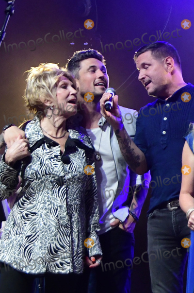 Ty Herndon Photo - 26 September 2018 - Nashville Tennessee - Jeannie Seely Michael Ray Ty Herndon  Sarah Trahern CMAs 60th birthday party celebration held at the Wildhorse Saloon Photo Credit Dara-Michelle FarrAdMedia