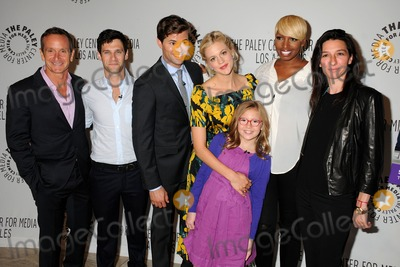 Ali Adler Photo - 5 September 2012 - Beverly Hills California - Dante Di Loreto Justin Bartha Andrew Rannells Bebe Wood Georgia King NeNe Leakes Ali Adler PaleyFest Fall TV Preview - The New Normal held at The Paley Center Photo Credit Byron PurvisAdMedia