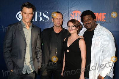 AUBREY DOLLAR Photo - 17 July 2014 - West Hollywood California - Josh Duhamel Dean Winters Aubrey Dollar Edward Fordham Jr CBS CW Showtime Summer Press Tour 2014 held at The Pacific Design Center Photo Credit Byron PurvisAdMedia