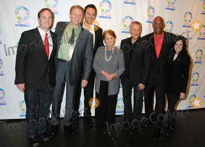 Alonzo Bodden Photo - 16 June 2012 - Beverly Hills California - Jay Mohr Dana Daniels Steve Valentine Charlene Sperber Paul Reiser Alonzo Bodden Wendy Liebman 12th Anniversary of the weSPARK Cancer Support Center Comedy Benefit held at the Saban Theatre Photo Credit Byron PurvisAdMedia