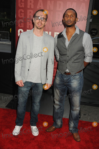 Adam Schindler Photo - 10 June 2015 - Los Angeles California - Adam Schindler Brian Netto LA Film Festival 2015 Opening Night Premiere of Grandma held at Regal Cinemas LA Live Photo Credit Byron PurvisAdMedia